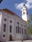 Günzburg, Frauenkirche