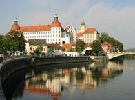 Schloss in Neuburg