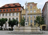 Neuburg, Marienbrunnen