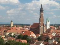 Straubinger Stadtbild