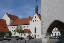 Straubing, Schlossplatz