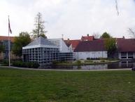 Museum von der Gartenseite
