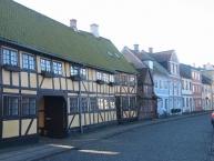 Street in Nyborg