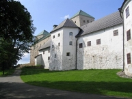 Turku Castle bailey