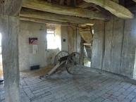 Burg Hohenklingen, Dachgeschoss