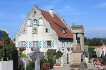 Wasserburg, ehemaliges Gerichtshaus der Fugger (Malhaus)