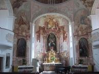Schlosskapelle Mammern, Altar