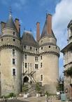Entrée du Château de Langeais