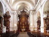 Bamberg, Karmelitenkloster, Klosterkirche St. Maria und St. Theodor