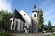 Sterzing, Pfarrkirche ʺUnsere liebe Frau im Moosʺ