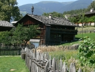 Volkundliches Museum Dietenheim, Bauernhaus aus Mühlwald