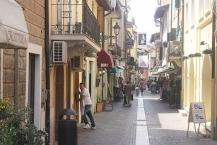 Bardolino, street ʺVia Solferinoʺ