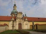 Bílá hora, Our Lady of Victories church / kostel Panny Marie Vítězné
