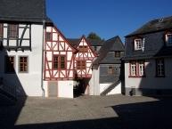 Grafenschloss Diez, Innenhof
