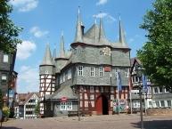 Frankenberg, Zehntürmiges Rathaus