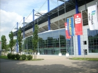 MSV-Arena in Duisburg, Haupttribüne