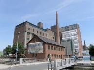 Duisburg, Werhahnmühle im Innehafen