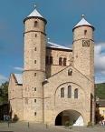 Bad Münstereifel, Stiftskirche St. Chrysanthus und Daria