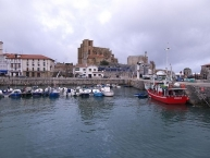 The monuments from the port