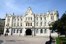 Town Hall of Santander