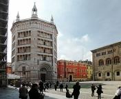 Parma, Battistero