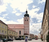 Stadtpfarrkirche Maria Himmelfahrt in Landau