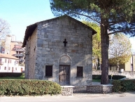Borgomanero, San Leonardo church