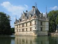 Parkside of the Château dʹAzay-le-Rideau