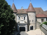 Porte Rivotte de Besançon (sortie direction Pontarlier)