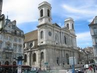 Basilique Sainte Madelaine de Besançon