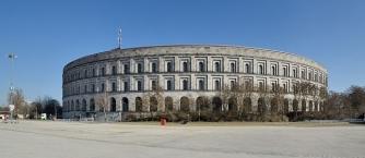 Kongresshalle Nürnberg auf dem ehemaligen Reichsparteitagsgelände