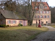 Schloss Kugelhammer bei Röthenbach bei St. Wolfgang