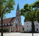 Hofkirche in Neumarkt in der Oberpfalz