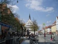Rathaus in Neumarkt in der Oberpfalz