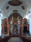 Klosterkirche Pielenhofen, Blick zum Altar
