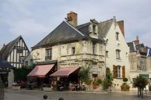 Maison dite de Rabelais, 26 rue Gambetta, Langeais