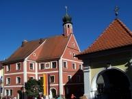 Kallmünz. Altes Rathaus