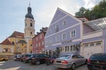 Kallmünz, Marktplatz