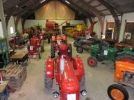 Die Traktor- und Maschinensammlung