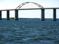 The bridge to Langeland
