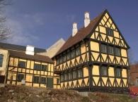 Anne Hvides Gaard med bymuseet