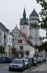 Fürstenwalde, Rathaus & Dom