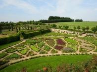 Castle of Chatonnière, garden of abundance