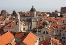 Dubrovnik, Old Town,