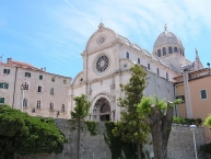 Cathedral of St. Jacob in Šibenik