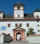 Schloss Augustusburg Südtor von außen