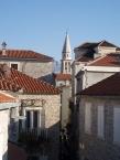 Budva, view from Citty wall