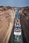Corinthe Canal