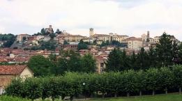 Panorama di Castelnuovo Don Bosco