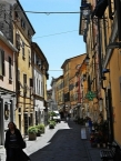 Sarzana, via principale